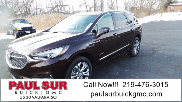 2020 Buick Enclave in Valparaiso, IN