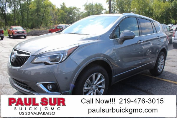 2020 Buick Envision in Valparaiso, IN