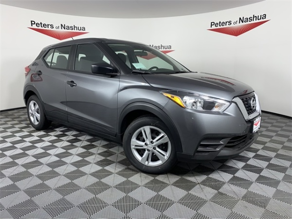 2020 Nissan Kicks in Nashua, NH