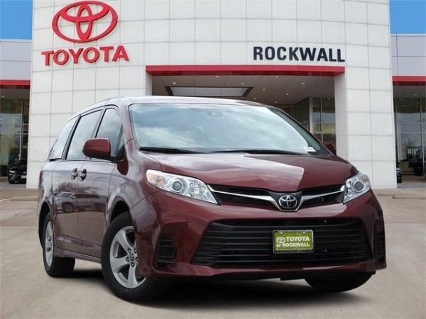 2020 Toyota Sienna in Rockwall, TX