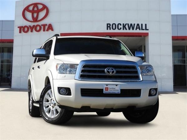 2015 Toyota Sequoia in Rockwall, TX