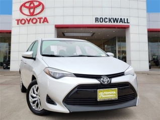 Toyota Of Rockwall >> Used Toyotas For Sale In Rockwall Tx Truecar