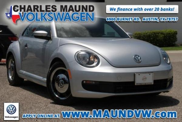2015 Volkswagen Beetle in Austin, TX