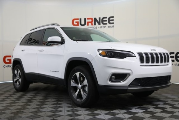 2020 Jeep Cherokee in Gurnee, IL