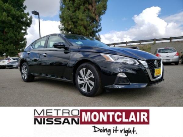 2019 Nissan Altima in Montclair, CA