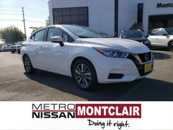 2020 Nissan Versa in Montclair, CA