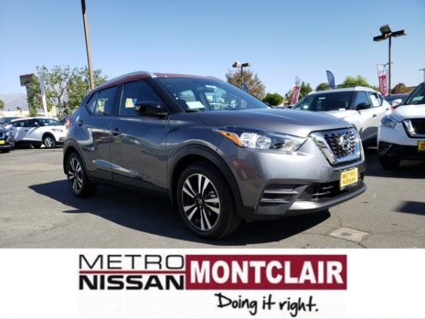 2019 Nissan Kicks in Montclair, CA