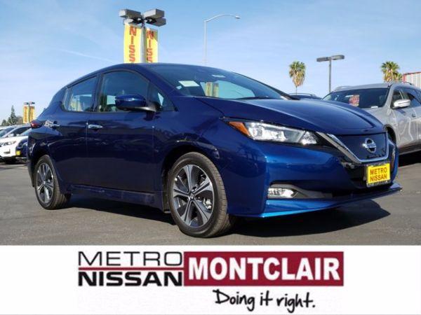 2020 Nissan LEAF in Montclair, CA