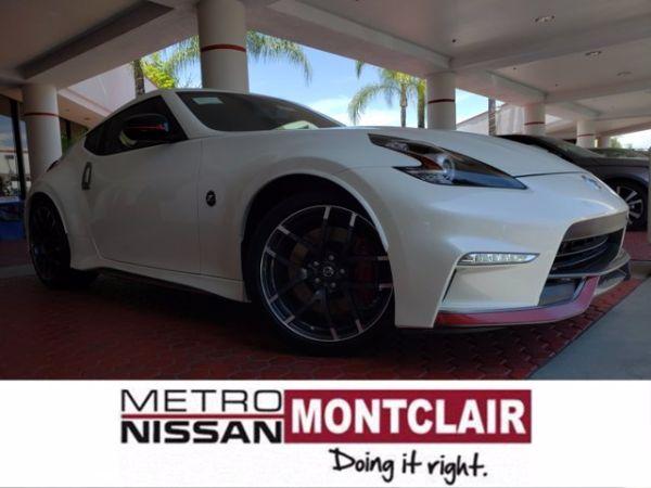 2020 Nissan 370Z in Montclair, CA
