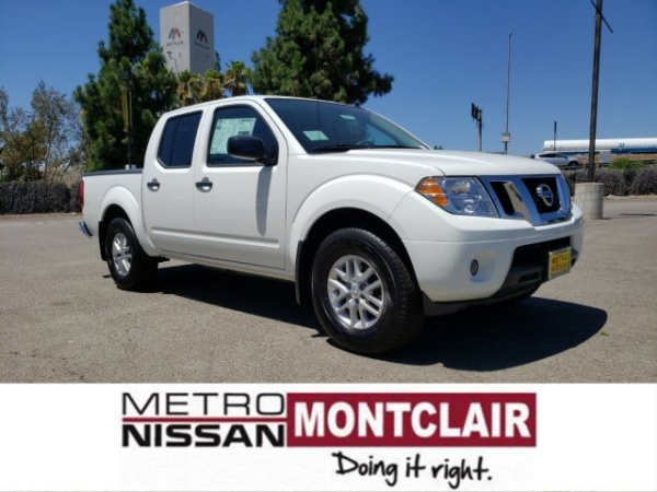 2019 Nissan Frontier in Montclair, CA