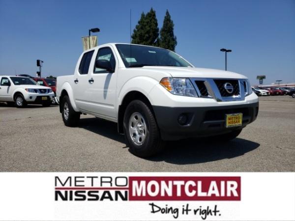 2019 Nissan Frontier in Montclair, CA