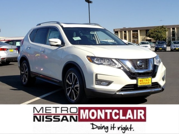 2020 Nissan Rogue in Montclair, CA