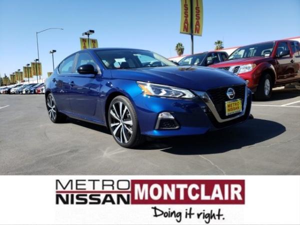 2020 Nissan Altima in Montclair, CA