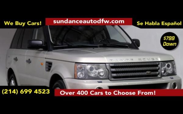 2006 Land Rover Range Rover Sport in Addison, TX