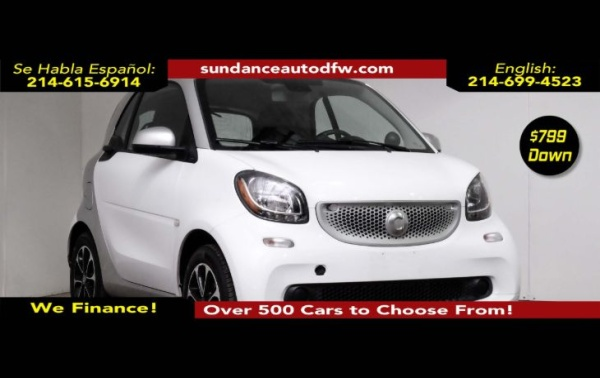 2016 smart fortwo in Addison, TX