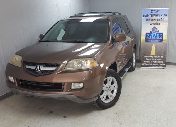 2004 Acura MDX with Touring