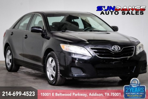 2017 Toyota Camry In Addison Tx