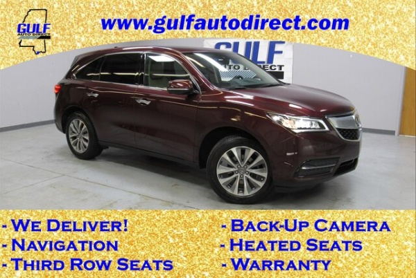 2016 Acura MDX in Waveland, MS