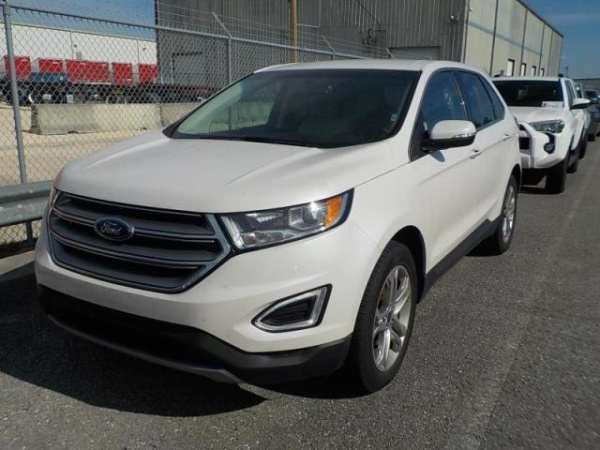 2018 Ford Edge In Waveland Ms