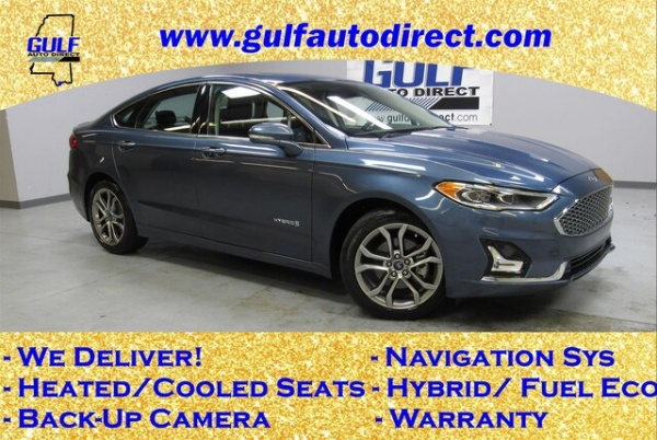 2019 Ford Fusion in Waveland, MS