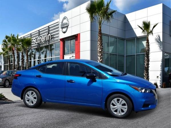 2020 Nissan Versa in Orlando, FL