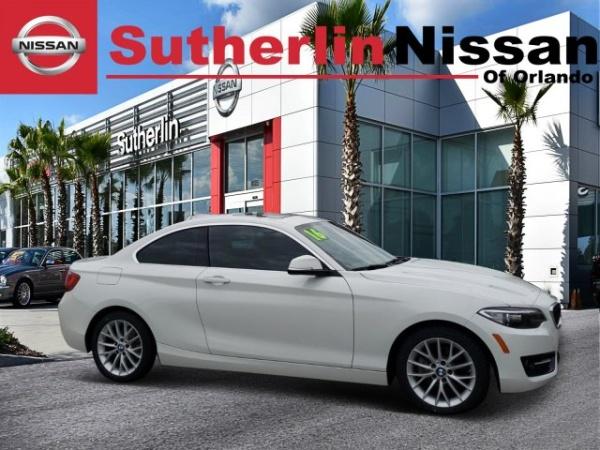 2016 BMW 2 Series in Orlando, FL