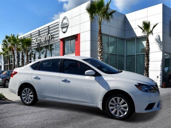 2019 Nissan Sentra in Orlando, FL