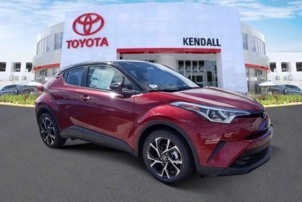 2019 Toyota C-HR in Miami, FL