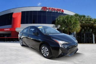 2017 Toyota Prius Four For In Miami Fl