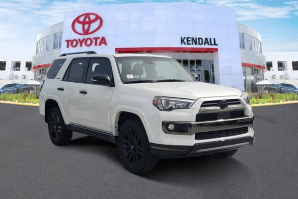 2020 Toyota 4Runner in Miami, FL