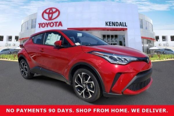 2020 Toyota C-HR in Miami, FL