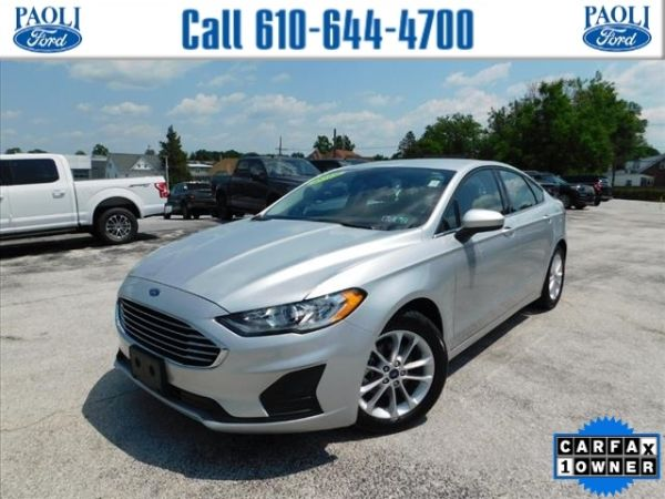 2019 Ford Fusion in Paoli, PA
