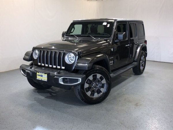 2018 Jeep Wrangler in Bensenville, IL
