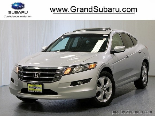Used honda accord crosstour for sale in naperville il u for Used honda crosstour for sale
