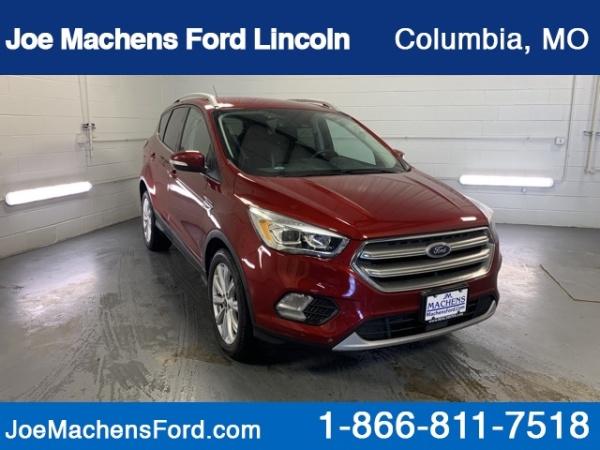 2017 Ford Escape in Columbia, MO