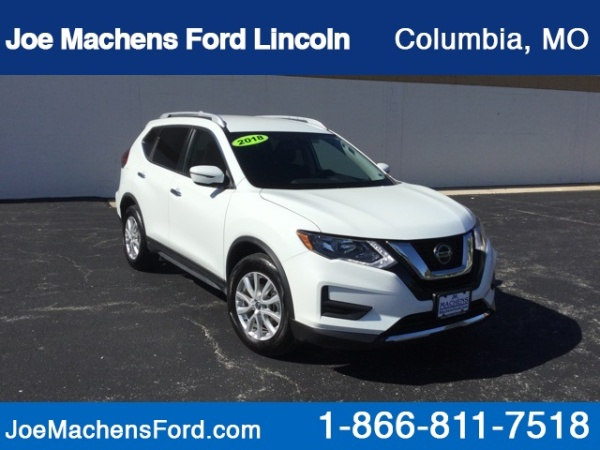 2018 Nissan Rogue in Columbia, MO