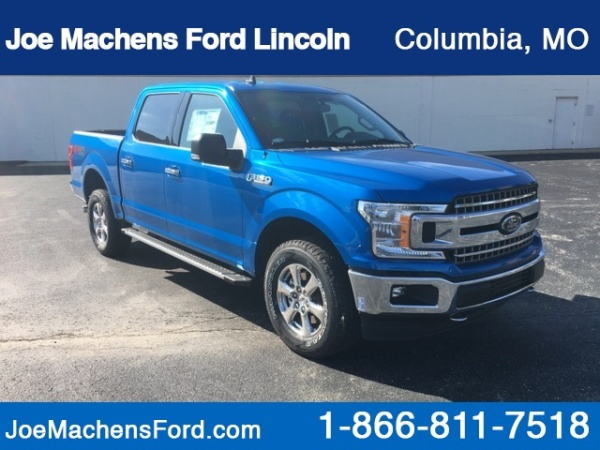 2019 Ford F-150 in Columbia, MO