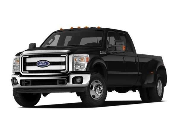 2012 Ford Super Duty F-350 XLT