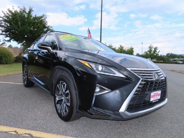 2017 Lexus RX in Charlottesville, VA