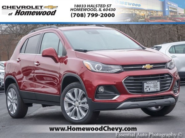 2020 Chevrolet Trax in Homewood, IL