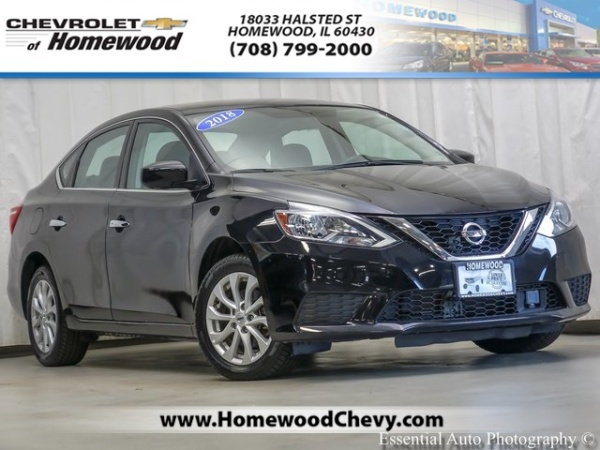 2018 Nissan Sentra in Homewood, IL