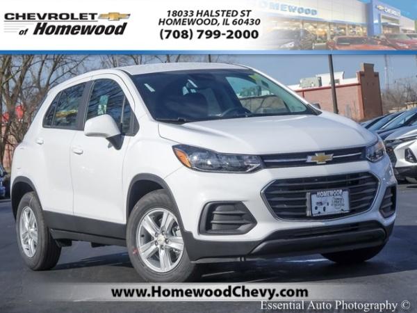2020 Chevrolet Trax in Homewood, IL
