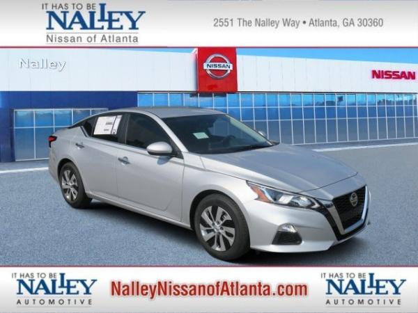 2020 Nissan Altima in Atlanta, GA