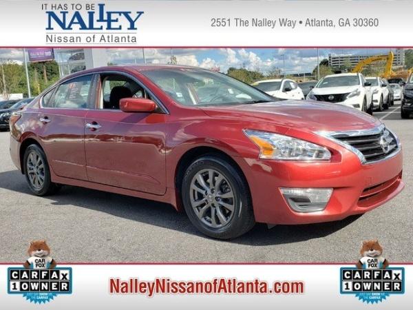 2015 Nissan Altima 2.5 S $14,588 Atlanta, GA