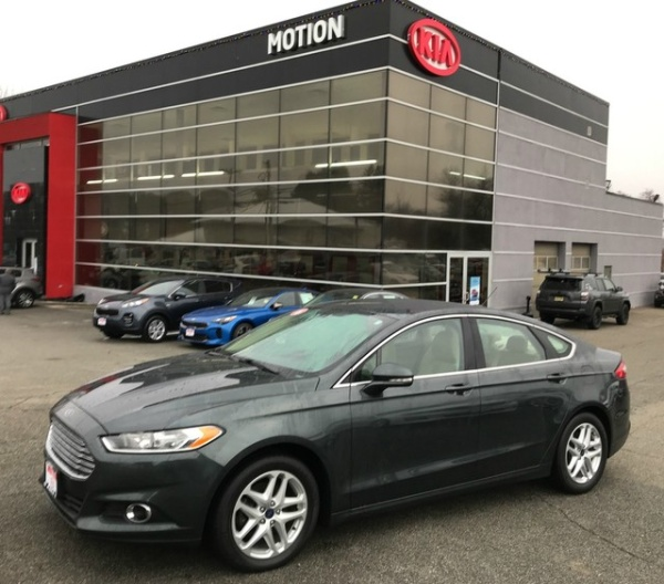 2016 Ford Fusion In Hackettstown Nj