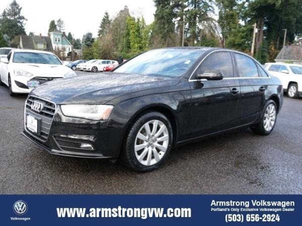 2013 Audi A4 in Gladstone, OR