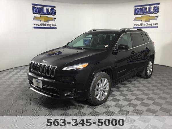 2018 Jeep Cherokee in Davenport, IA