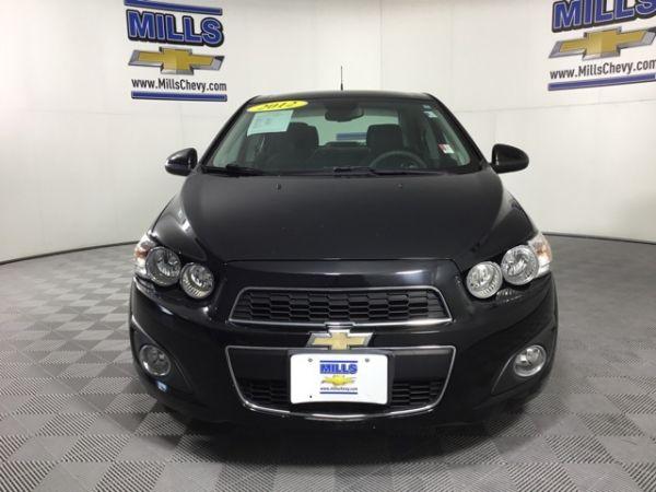 2012 Chevrolet Sonic in Davenport, IA