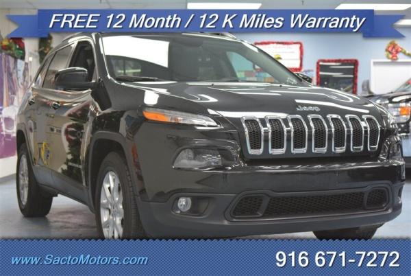 2015 Jeep Cherokee in Sacramento, CA