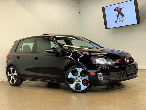 2011 Volkswagen GTI Base